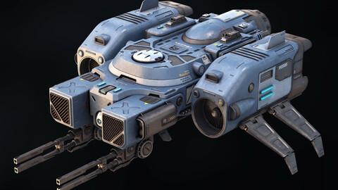 Battle Spaceship