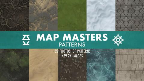 Map Masters Pattern Set