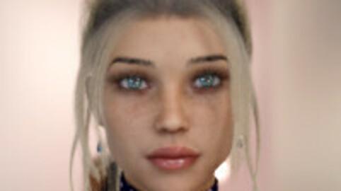 Ashley for Genesis 8 Female