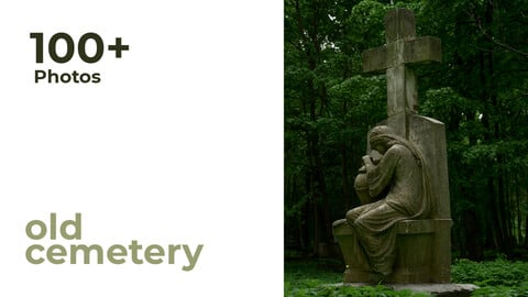 Old Cemetery - References For Artists