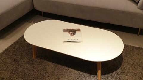 Lunita one-legged table