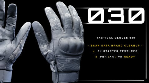 Tactical Gloves 030