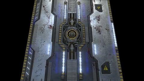 Space Floor (Texture)