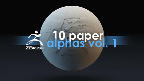 10 Paper Alphas vol. 1