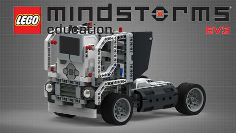 LEGO set 45544 - EV3 Core Set