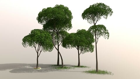 Generic Tree Generator HDA