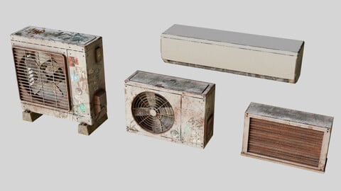 Air Conditioning Pack