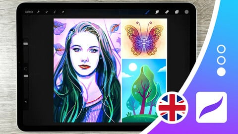Procreate Online-Course: Learn Digital Drawing with the iPad