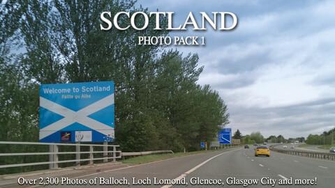 Scotland - Photo Pack 1 - Over 2,300 Photos