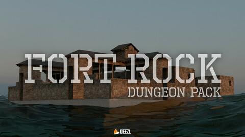 Fort Rock - Asset Pack