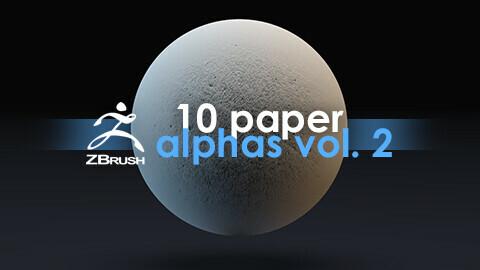 10 Paper Alphas vol. 2