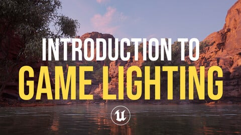 Introduction to Game Lighting - Exterior lighting in Unreal 4