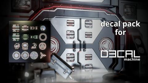 Mechanism Decals / DECALmachine 2.3 Ready!