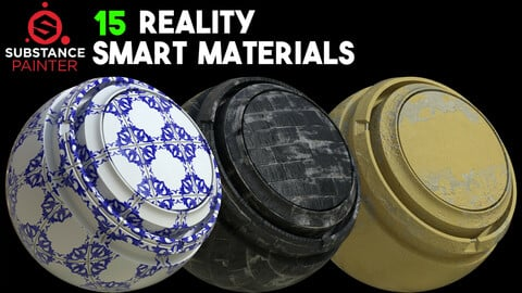 15 Reality Smart Materials / .spsm