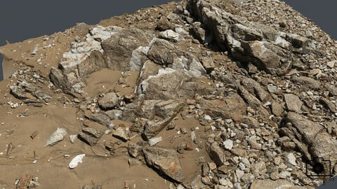Beach Rock_0014(Photogrametry.Photoscan.obj,Photo)