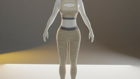 simple fitness outfit