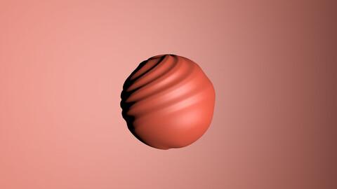 The Organic Sphere - C4D