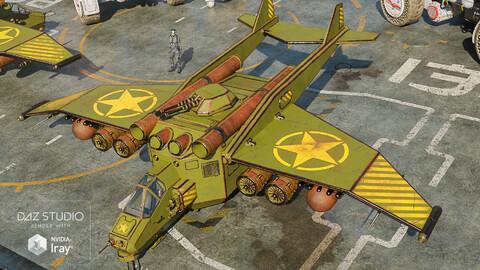 Aircraft Condor : Reconnaisance