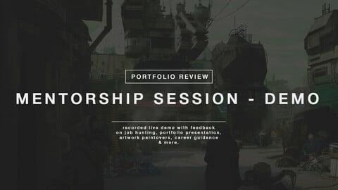 Mentorship Sessions - DEMO