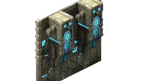 Heterogeneous - Grave - Wall 01