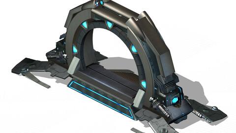 Heterogeneous - Building - Portal 01