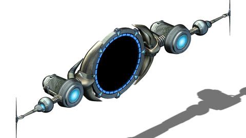 Heterogeneous - Building - Portal 02