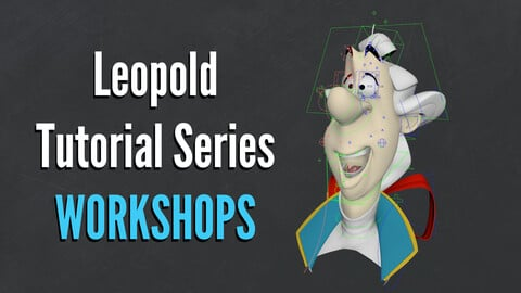 Mansur-Rig- Facial Rigging Tutorial Series- Workshops