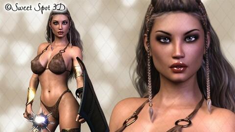 Fantasy Barbarian Censored
