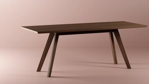Table - CENA By Zeitraum - Replica 3D model