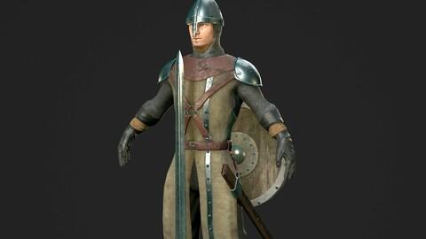 Medieval Swordsman