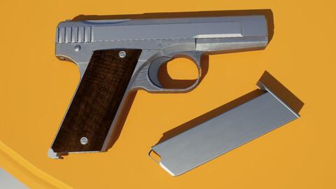 Japanese Pistol Hamada Type 2