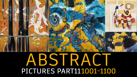 Abstract Environment Painting part 11