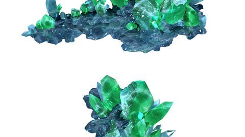Heterogeneous - Building - Crystal 01