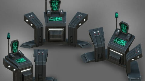 Command-console