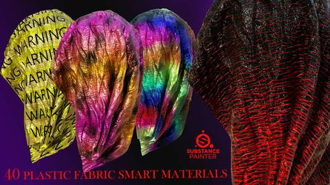 40 Reality plastic fabric smart materials