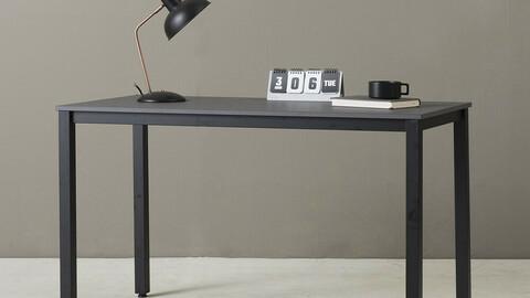 Eden 1200 iron desk