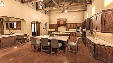 Lencino Kitchen Space