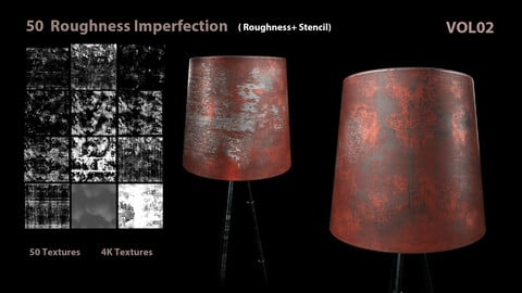 50 Roughness Imperfection-VOL 02