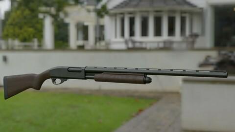 Pump Shotgun (1.0)