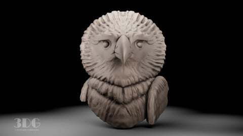 Harpy Sculpt