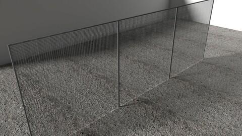 Fence 1 3D - Model