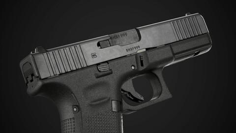 Glock 17 Gen 5 Game Ready