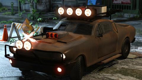 Doomsday Vehicle