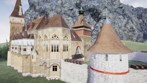 Castle of Vajda Hunyad