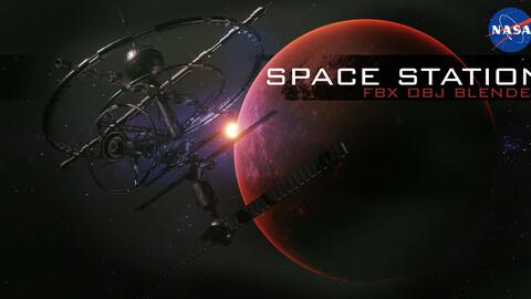 SPACE STATION NASA VOL01