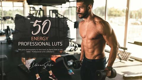 50 Energy LUTs Pack