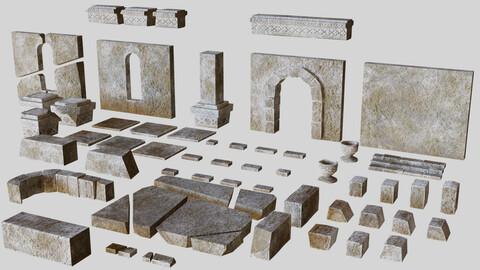 Modular Ancient Ruins