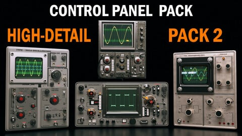 Control panel pack 2