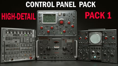 Control panel pack 1