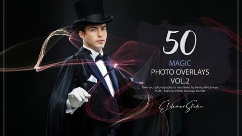 50 Magic Photo Overlays - Vol. 2